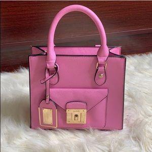 Pink aldo Chiadda handbag